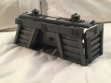 Lego Endor Shield Bunker Moc Lego Lego Lego Universe Lego Star