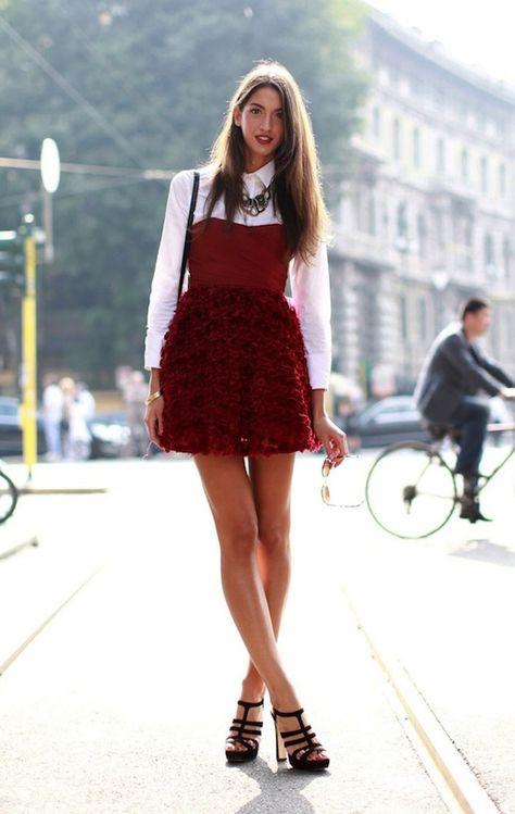 Shop strapless stress here >> http://dropdeadgorgeousdaily.com/2014/02/strapless-dresses/