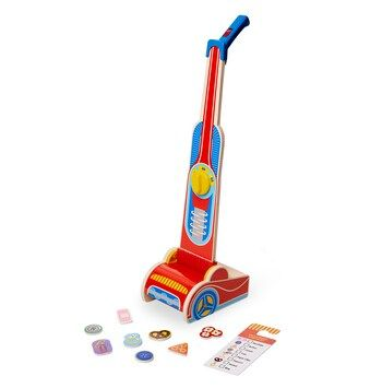 Melissa Doug 10 Piece Wooden Vacuum Cleaner Play Set Kohls Vacuum Cleaner Vacuum Playset