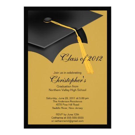 Invitaciónes Personalizadas Graduación Para Imprimir Gratis