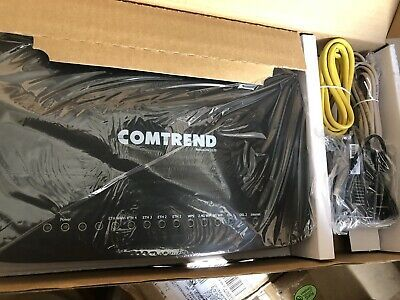 Ebay Link Ad New Comtrend Wireless Adsl2 Router Model Ar 5312u
