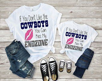 dallas cowboys matching shirts
