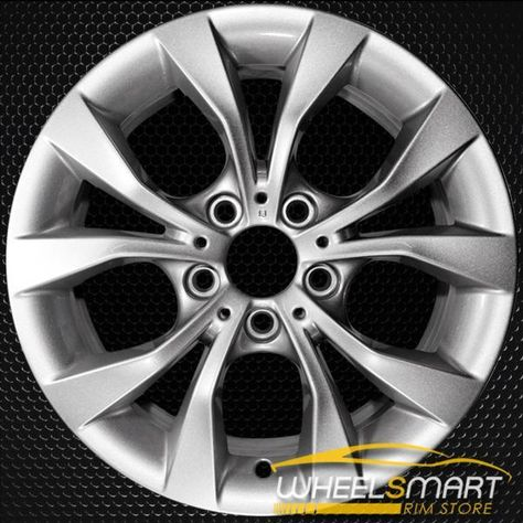 17 Bmw X1 Rims For Sale Silver Oem Wheel 71595 Rims For Sale Oem Wheels Wheels For Sale