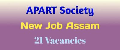 Arias Society Recruitment 2019 Assam Jobs Arias Society A World