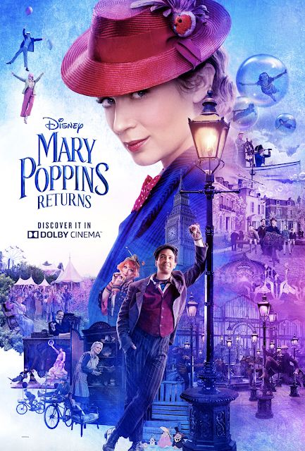 Get Your Free Collectible Mary Poppins Pin and Movie Soundtrack from AMC