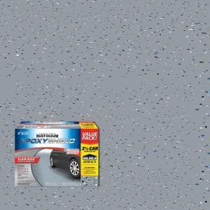 Seal Krete Epoxy Seal Concrete Garage Floor Paint 1 Part Armor Gray Satin Garage Floor Epoxy Actual Net C In 2020 Garage Floor Paint Garage Floor Epoxy Garage Floor