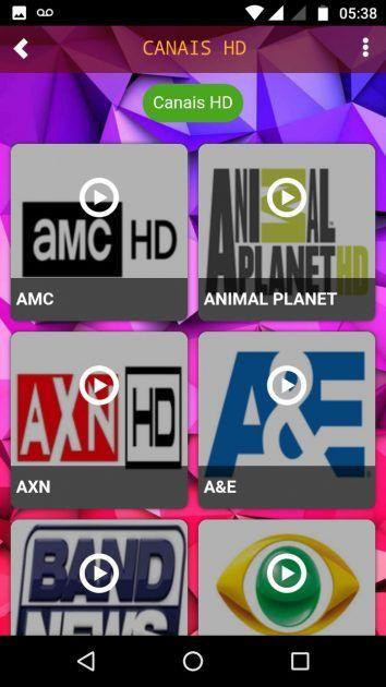Iptv Para Todos 2 0 Apk Aplicativo De Tv Gratis Televisao