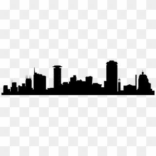 City Skyline 01 Nairobi City Art Hd Png Download Nairobi City City Art City Skyline