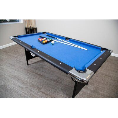 Hathaway Games Fairmont 6 3 Pool Table Pool Table Portable