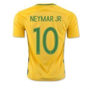 Maillot Neymar Bresil Domicile 2016 2017 Survetement Nike Homme Survetement Survetement Homme