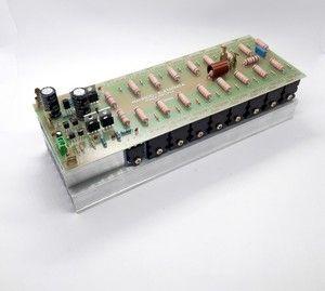 Placa Montada Amplificador Profissional 1600w Com Dissipador