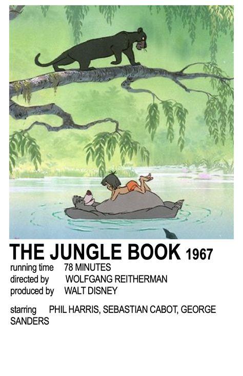 The Jungle Book Polaroid