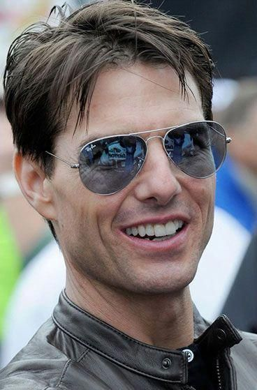 Tom Cruise in Ray Ban Aviator #Sunglasses #Men #Fashion #WomenTriangle  www.womentriangle… | Aviator sunglasses mens, Men sunglasses fashion, Best  aviator sunglasses