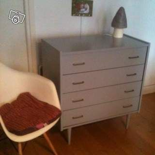 Commode Vintage Scandinave Ameublement Nord Leboncoin Fr Commode Vintage Ameublement Commode