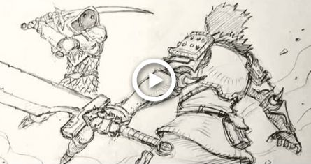 How To Draw Fight Scenes Fighting Drawing Anime Fight Sketches