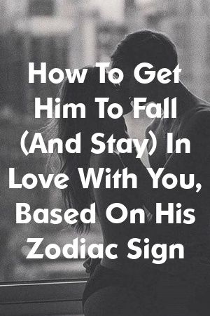 How To Get Him To Stay In Love With You