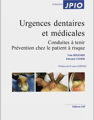 Urgences Dentaires Et Medicales Pdf Dentaire Lutter Contre Le Stress Urgence
