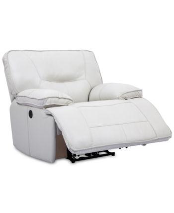Admirable Furniture Felyx 84 2 Pc Fabric Power Reclining Sofa With Machost Co Dining Chair Design Ideas Machostcouk