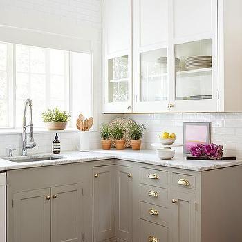 30+ Dove gray kitchen cabinets ideas