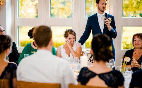 Wie Sie Eine Unterhaltsame Hochzeitsrede Halten Als Brautigam Brautvater Oder Trauzeuge Hochzeitsreden Hochzeitsrede Brautigam Hochzeit
