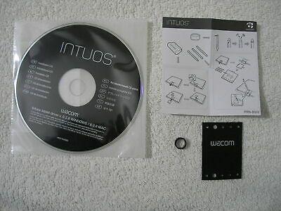 Wacom Intuos Driver Disc V 6 3 8 Windows Mac Cth480 Affilink