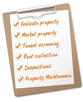 Property Management Agreement-Set up this agreement with someone - property management agreements