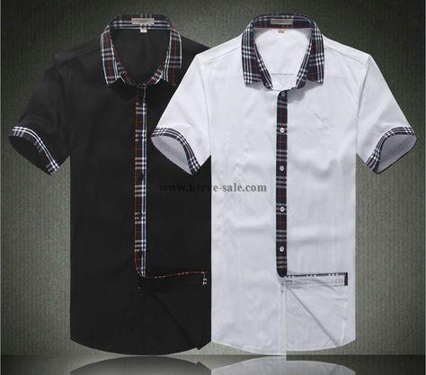 faf2c8c694e8 Burberry Men M-3XL Shirt 2014-2015 BTS284(2 colors)
