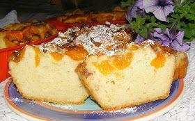 Leniwa Drozdzowka Z Morelami Bez Wyrabiania Baking Desserts Food
