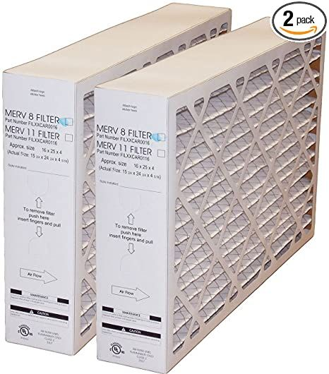 Bryant Carrier Genuine Oem Macpak Filter Filxxcar0016 2 Pack In 2020 Air Filter Lights Filters Appliance Accessories