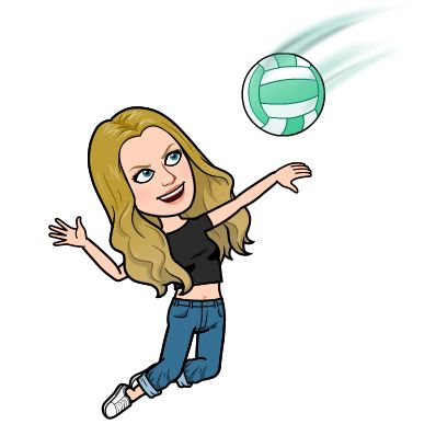 Volleyball Goals Goals For The New Season Play Hard Have Fun Be A Team Try Your Best Sport Volleyball Volleyball Volley