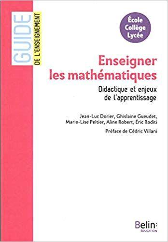 Enseigner Les Mathematiques Pdf Gratuit Telecharger Livre Libre Epub Pdf Kindle Books Personal Care Father