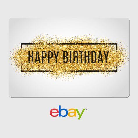 EBay Digital Gift Card