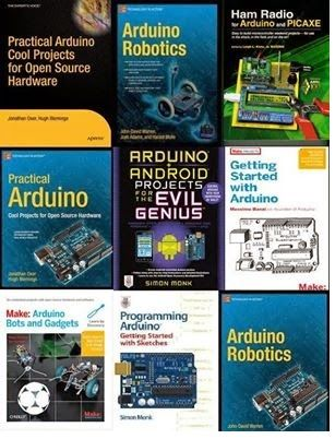 The Largest Collection of Arduino Books [Free PDF Download] ~ My