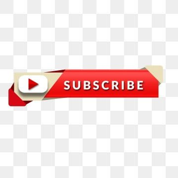 Youtube Channel Subscribe Now Button Social Media Icon Subscribe