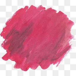 Watercolor Red Graffiti Brush Brush Effect Vector Png Watercolor