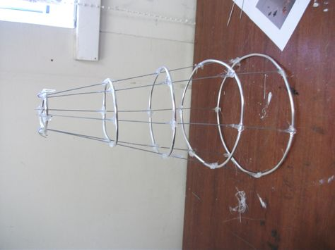 After experimenting with wire, this is what i made for my final product.