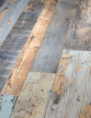 Details About Cobalt Blue Grey Laminate Flooring Packs Click 20