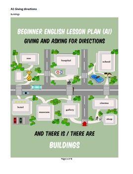 Beginner EFL/ESL Lesson Plan-Asking for and Giving