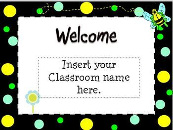 open house or back to school powerpoint presentation - hol, Modern powerpoint