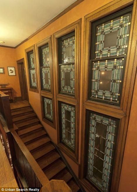 Frank Lloyd Wright Windows