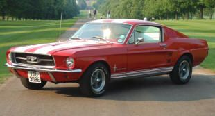 Mustang Used Parts >> 1967 Ford Mustang Fastback Gt Classic American Ford Cars