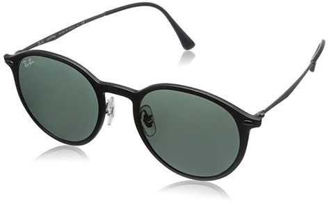 Ray-Ban 0RB4224 Non-Polarized Round Sunglasses Review   Sunglasses ... 8e8ec1c29b8