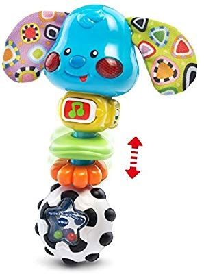 VTech Baby Crinkle and Roar Lion new gift toddler toy learning infant kids songs