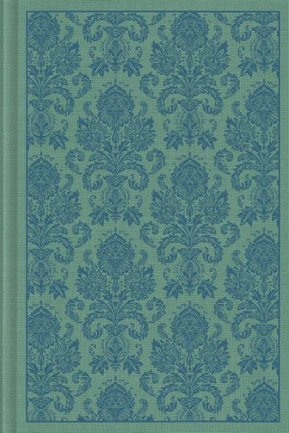 ESV Personal Reference Bible-Cloth Over Board Damask-Hardcover - personal reference