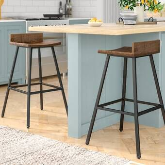 Super Feinberg Bar Counter Stool In 2019 Bar Stools Caraccident5 Cool Chair Designs And Ideas Caraccident5Info