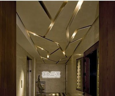 3d Ceiling Designs Of Gypsum Board To Paint The Ceiling With Solid With A Solid Color Or To De False Ceiling Design False Ceiling Bedroom False Ceiling Design