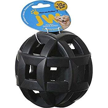 Jw Pet Company Hol Ee Roller X Extreme 5 Dog Toy 5 Inches Colors