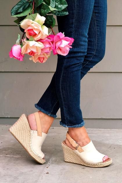 Toms shoes wedges