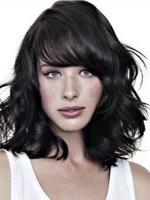 Shoulder Length Layered Hairstyles 2012 - Shoulder-length layered hairstyles create a great impact on all women, regardless of face shape, age or hair texture. Browse through the most wanted looks in 2012 and pick yourself a stylish shoulder length haircut for your next salon appointment!