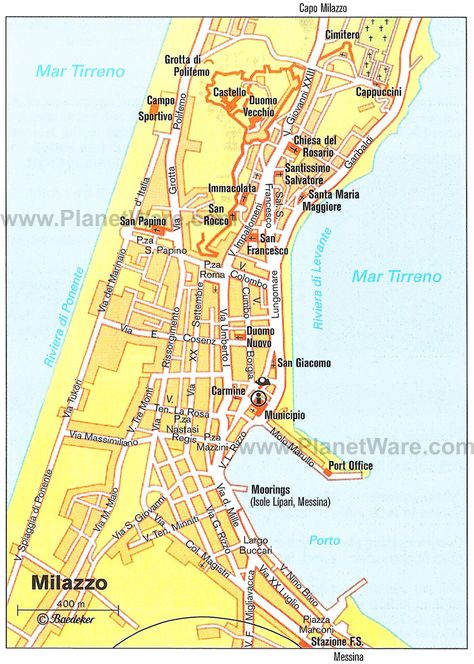 Map of Milazzo In my place 3 Pinterest Sicily and Italy